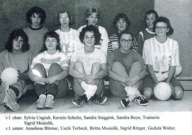 Volleyball 1989